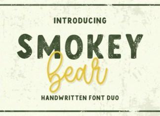 Smokey Bear Font