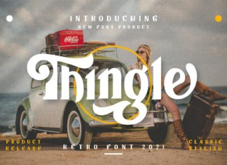 Thingle Font