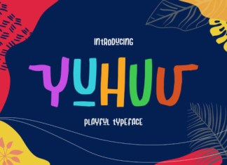 Yuhuu Font