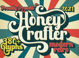 Honey Crafter Font