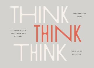 Think Font