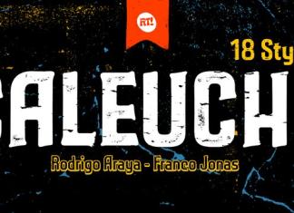 Caleuche Font