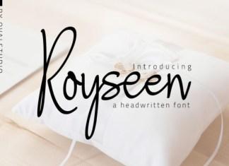 Royseen Font