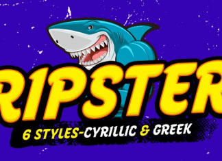 Ripster Font