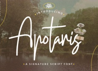 Apotaris Font