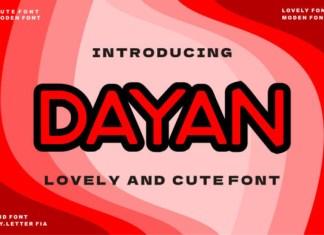 Dayan Font