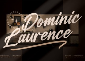 Dominic Laurence Font