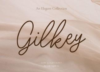 Gilkey Font