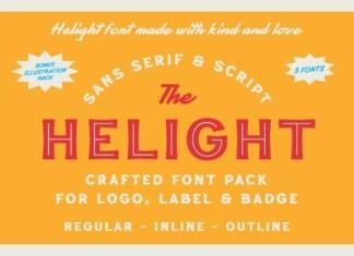 Helight Font