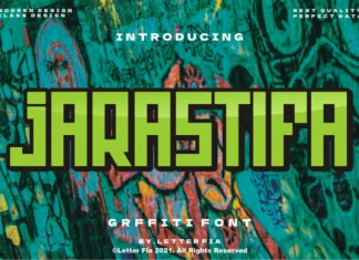 Jarastifa Font