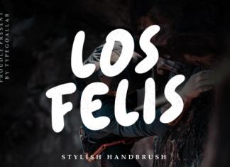 Los Felis Font