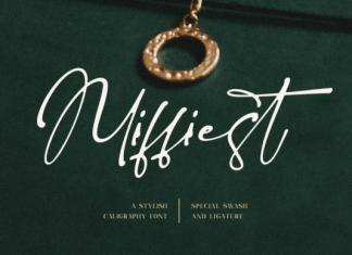 Miffiest Font