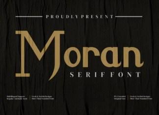 Moran Font