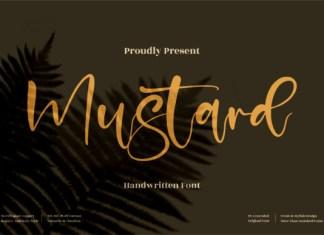 Mustard Font