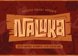 Naluka Font
