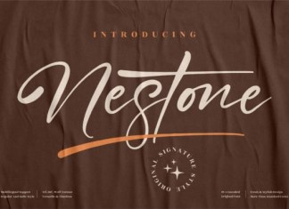 Nestone Font