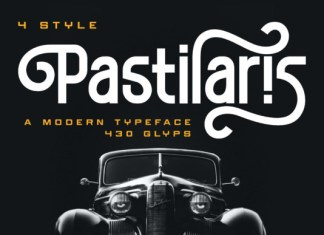 Pastilaris Font