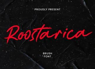 Roostarica Font