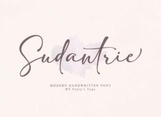 Sudantrie Font