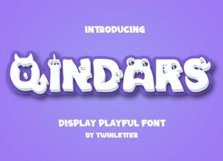 Qindars Font