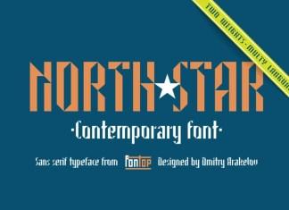 North Star Font
