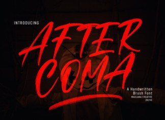 After Coma Font