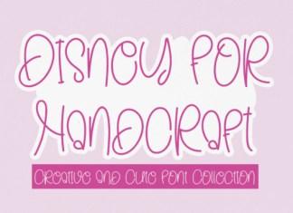 Disney For Handcraft