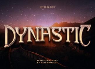 Dynastic Font