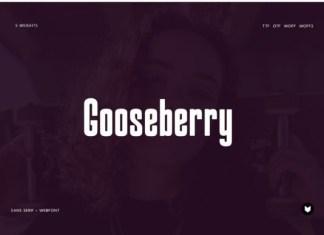 Gooseberry Font