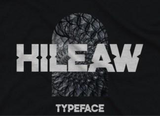 Hileaw Font