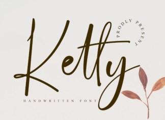 Ketty Font