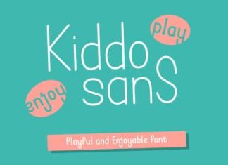 Kiddo Sans Font