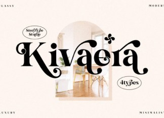 Kivaera Font