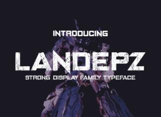 Landepz Font