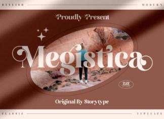 Megistica Font