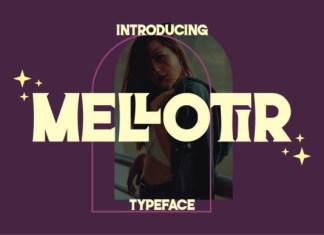 Mellotir Font