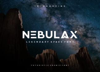 Nebulax Font