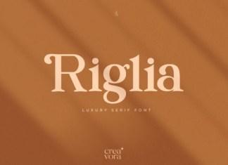 Riglia Font