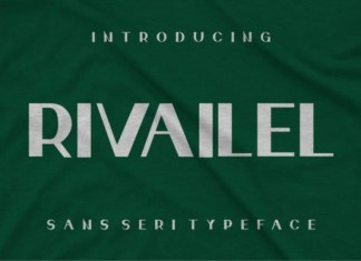 Rivailel Font