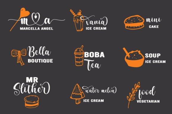 Slither Bakery Font