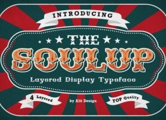 Soulup Font
