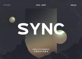 Sync Font