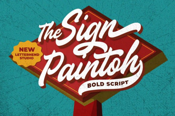 The Sign Paintoh