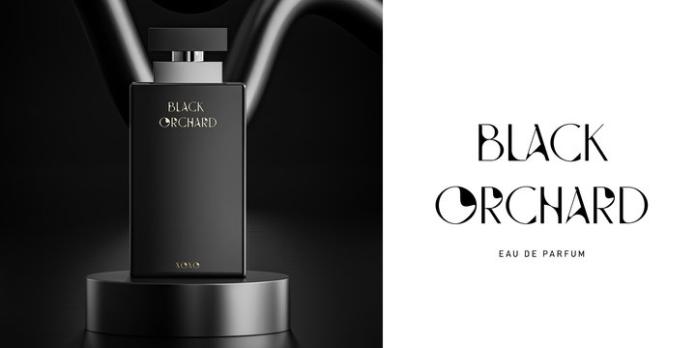 Black Orchard Font