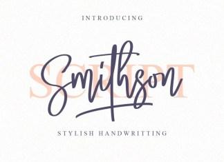 Smithson Font