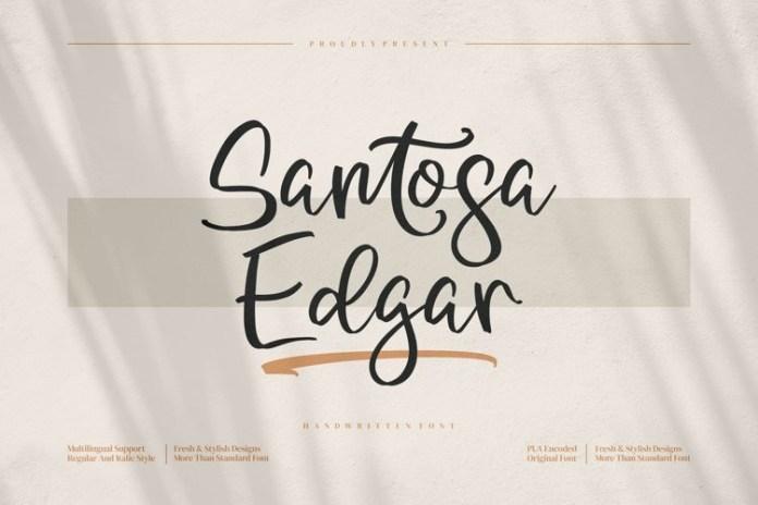Santosa Edgar