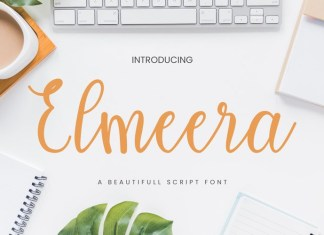 Elmeera Font