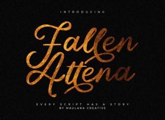 Fallen Attena
