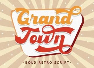 Grandtown Font