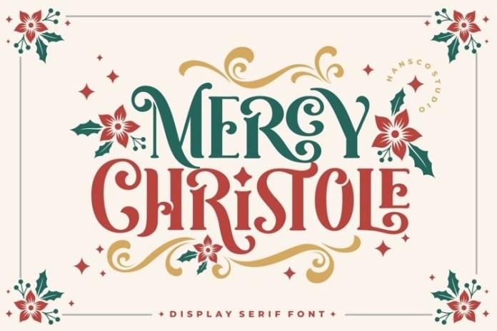 Mercy Christole Font